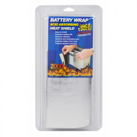 "Battery Heat Barrier Kit 40""x 8"""