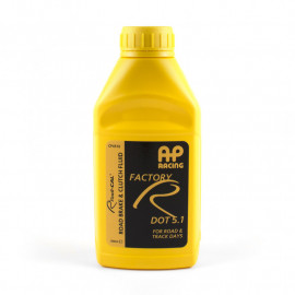 AP Racing DOT 5.1 Brake Fluid 0.5 Litre Bottle
