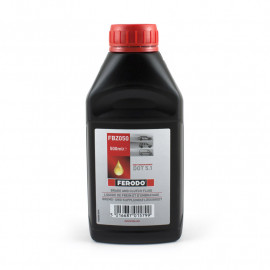 Ferodo DOT 5.1 Brake Fluid 0.5 Litre Bottle