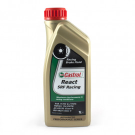 Castrol React SRF Racing Brake Fluid 1 Litre Bottle