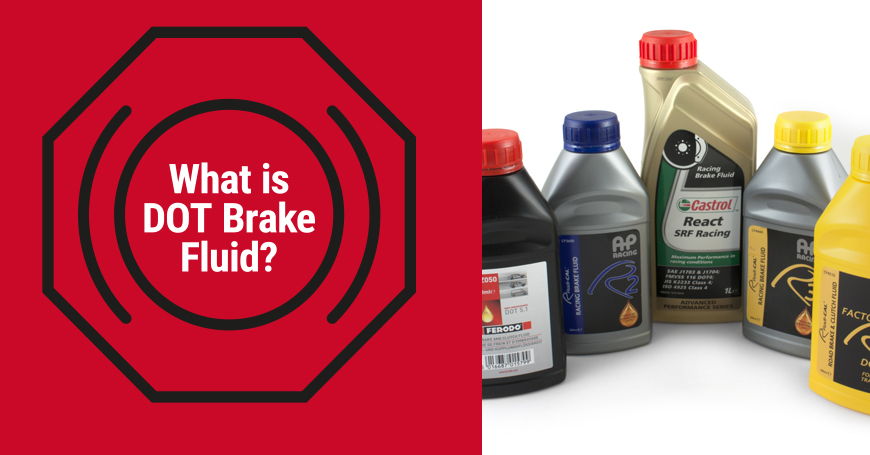 What is DOT Brake Fluid?