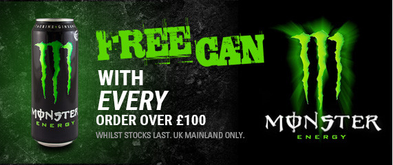 Free Can Of Monster