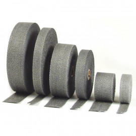 Exhaust Wrap - Black