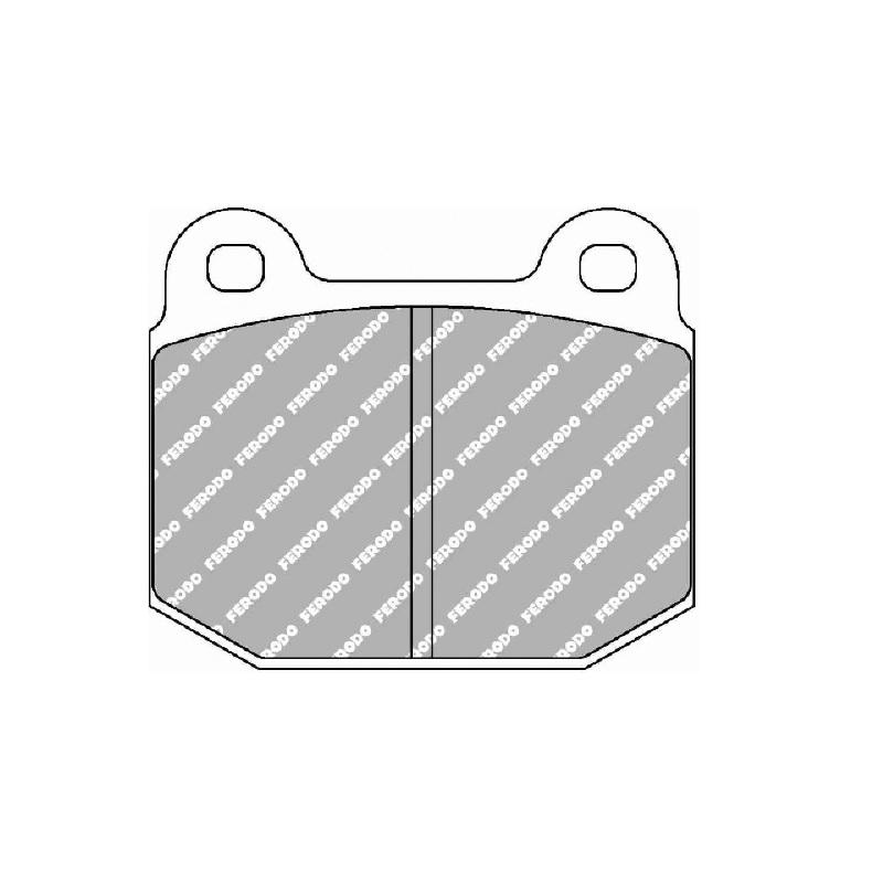 Ferodo Racing Brake Pad FCP116