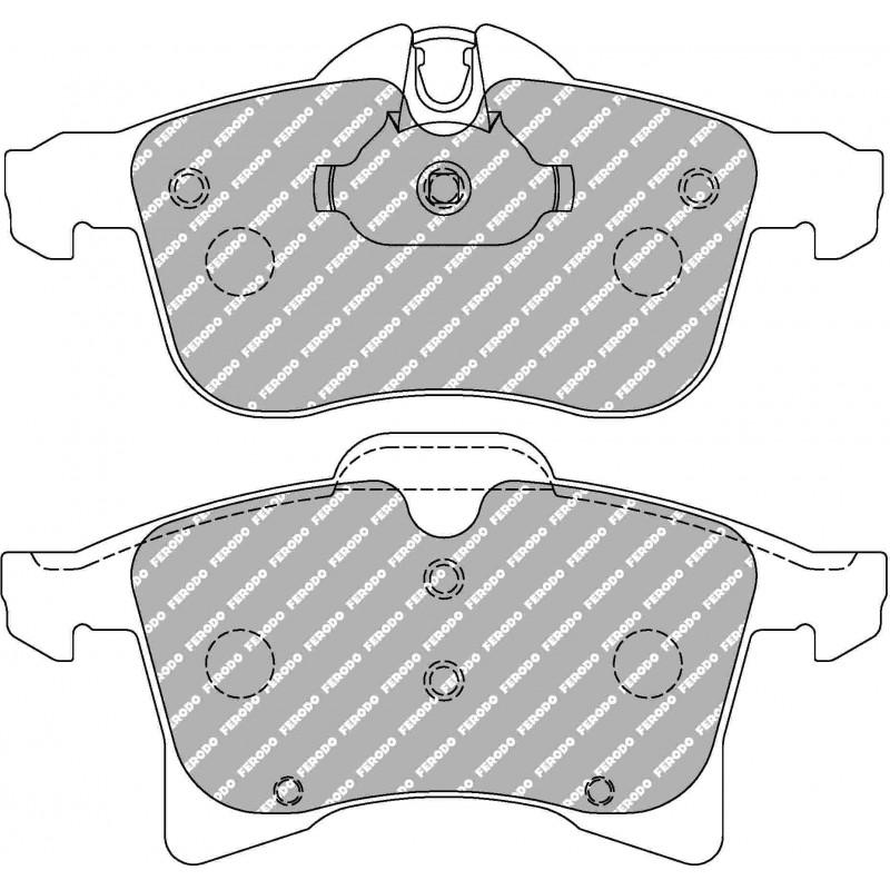 Ferodo Racing Brake Pad FCP1640