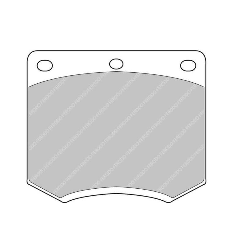 Ferodo Racing Brake Pad FCP167