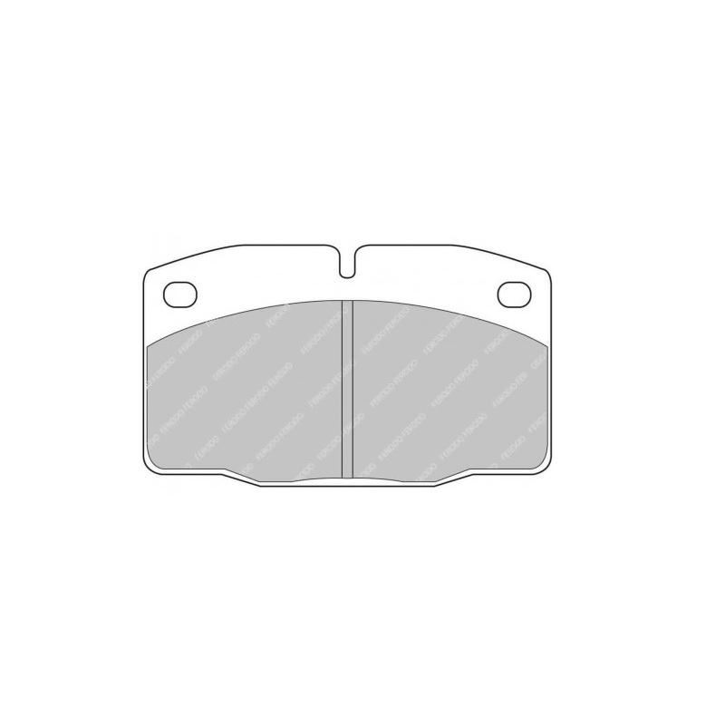 Ferodo Racing Brake Pad FCP173