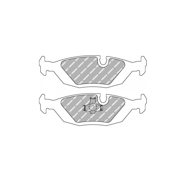 Ferodo Racing Brake Pad FCP296