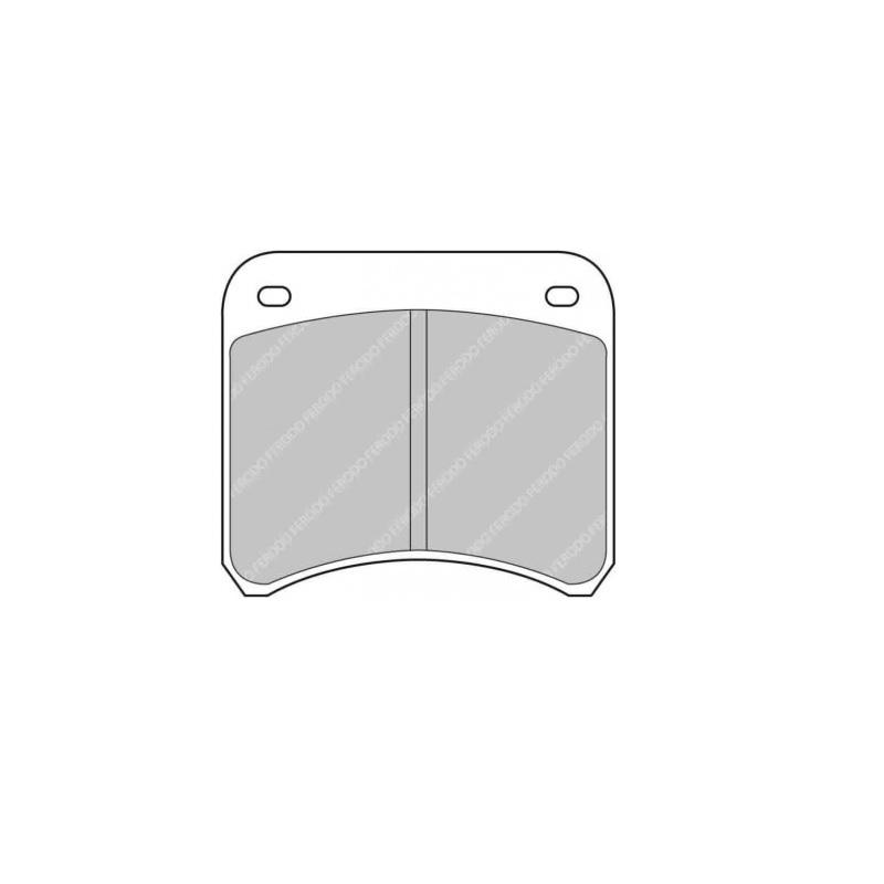 Ferodo Racing Brake Pad FCP342