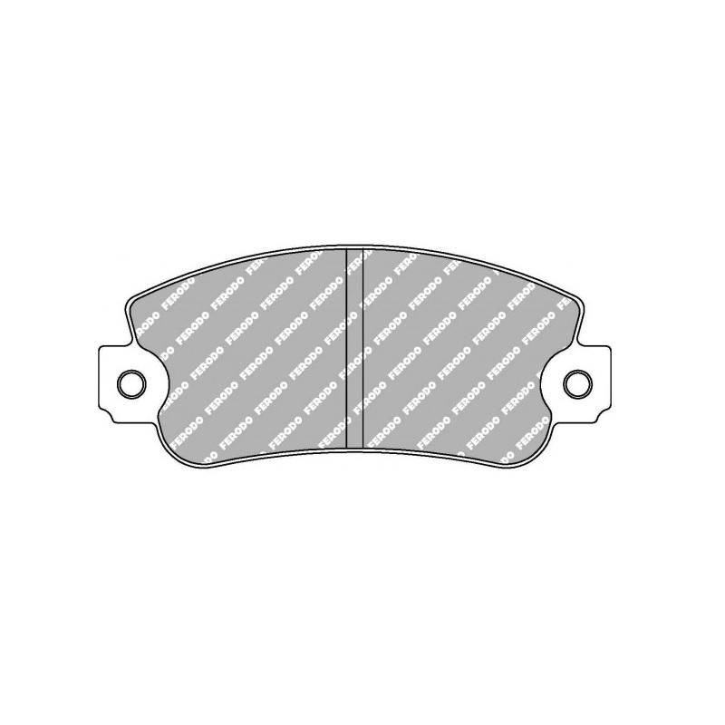 Ferodo Racing Brake Pad FCP351