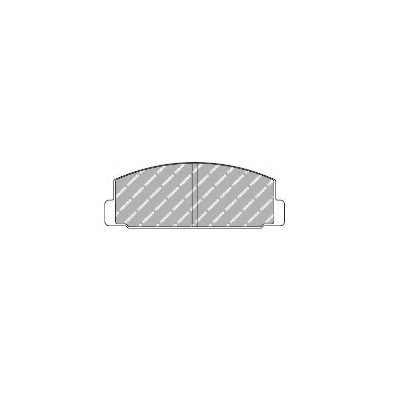 Ferodo Racing Brake Pad FCP372