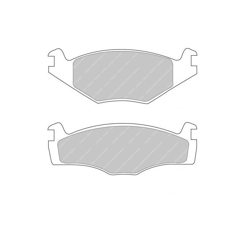 Ferodo Racing Brake Pad FCP419