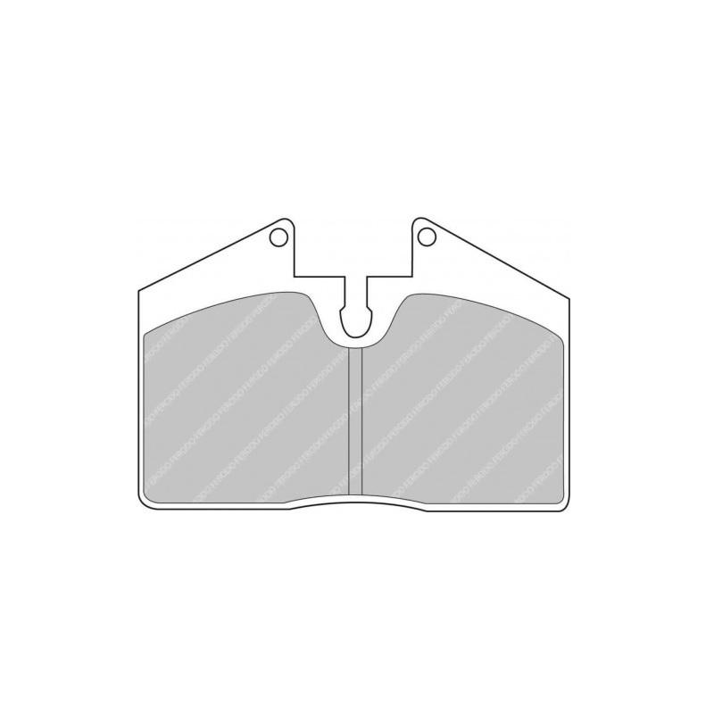 Ferodo Racing Brake Pad FCP451