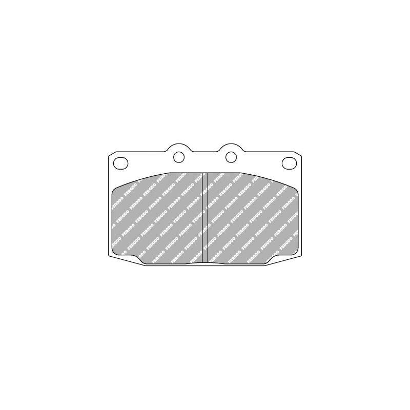 Ferodo Racing Brake Pad FCP483