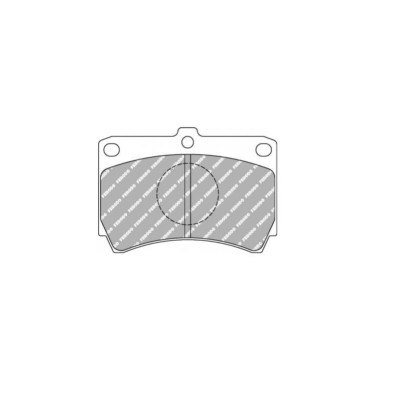 Ferodo Racing Brake Pad FCP487
