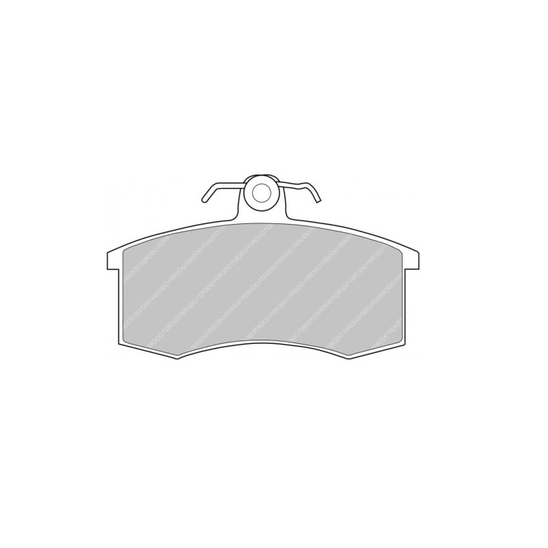 Ferodo Racing Brake Pad FCP527
