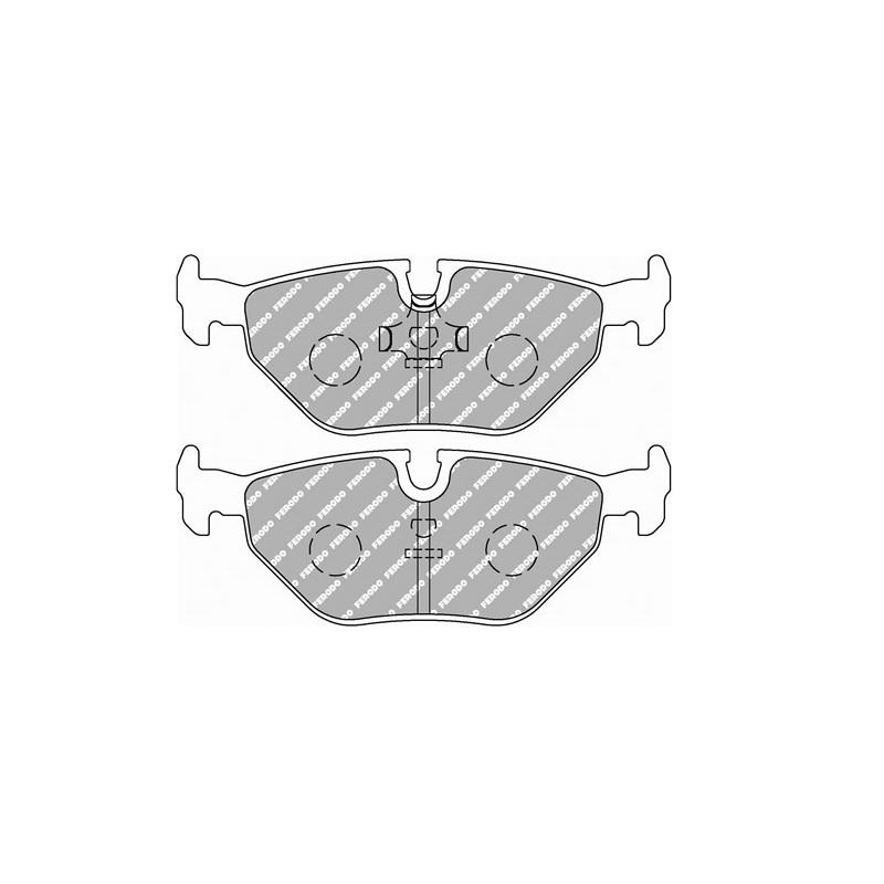 Ferodo Racing Brake Pad FCP578