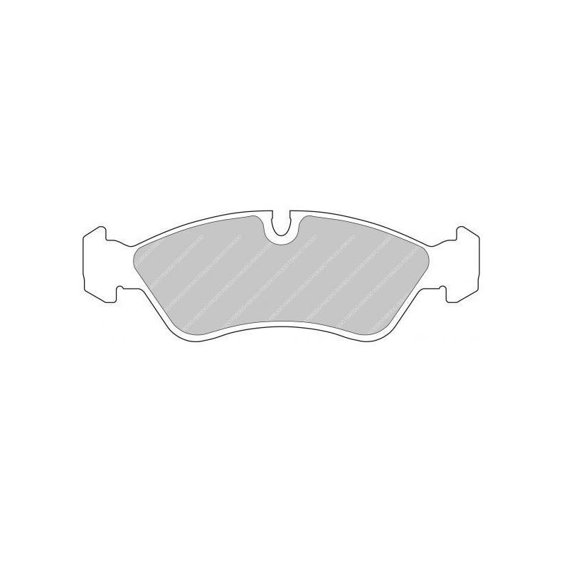 Ferodo Racing Brake Pad FCP584