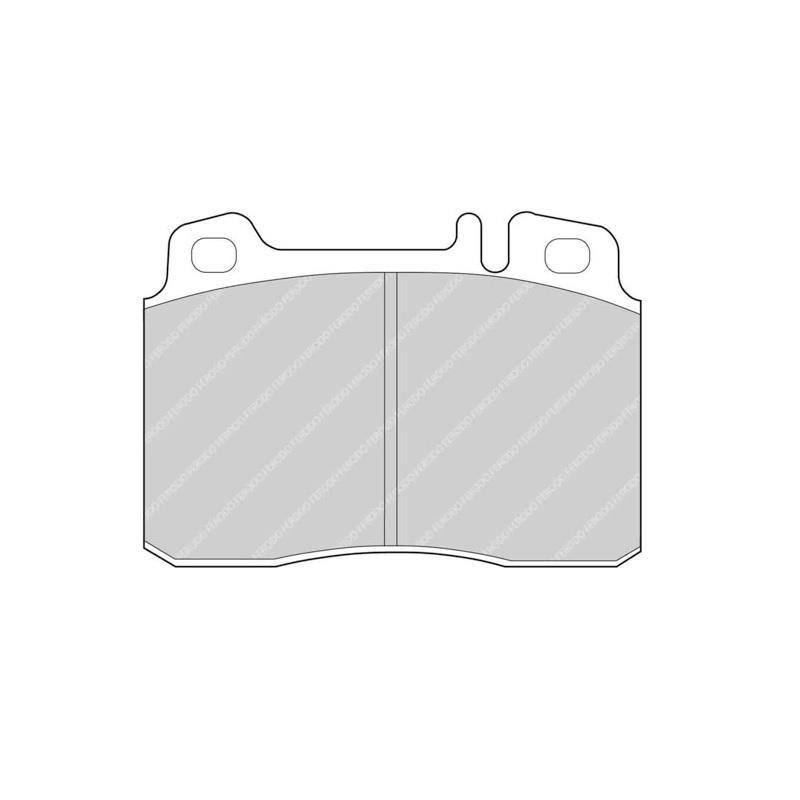 Ferodo Racing Brake Pad FCP646