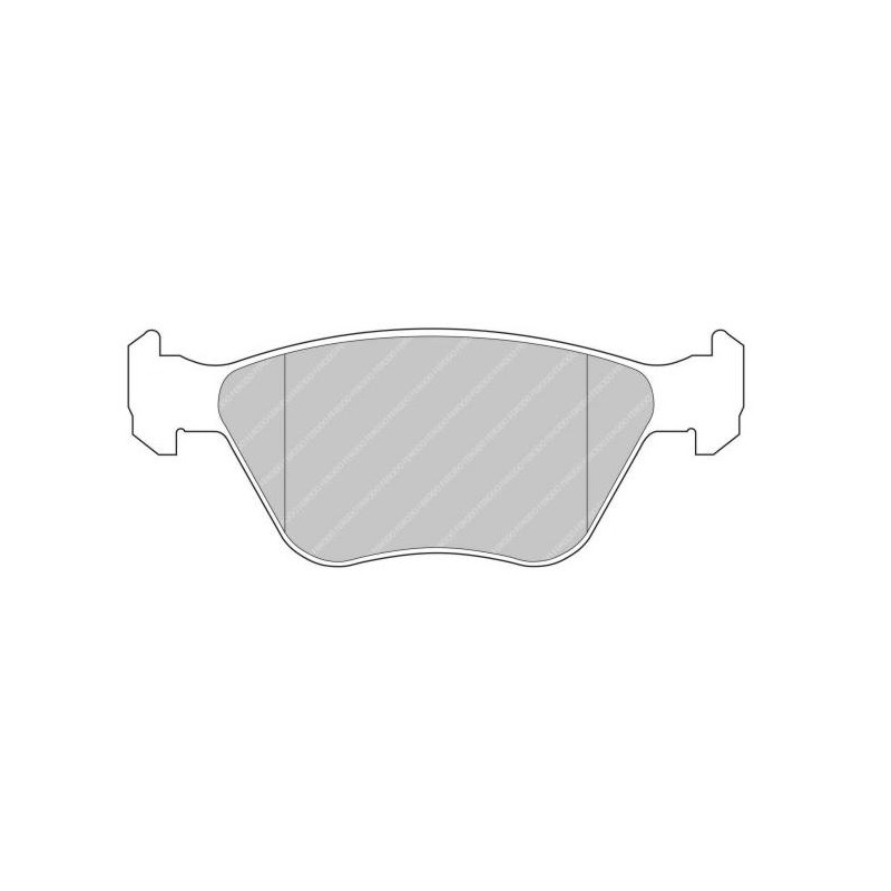 Ferodo Racing Brake Pad FCP685