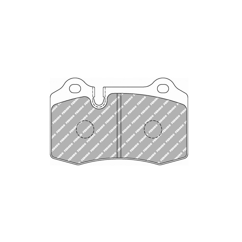 Ferodo Racing Brake Pad FCP721