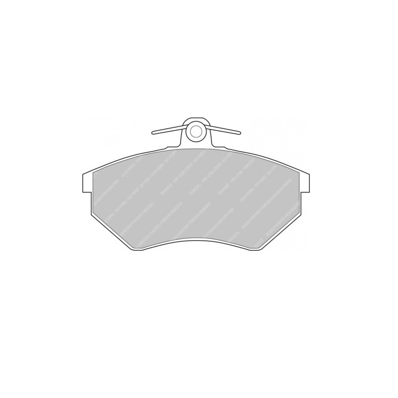 Ferodo Racing Brake Pad FCP774