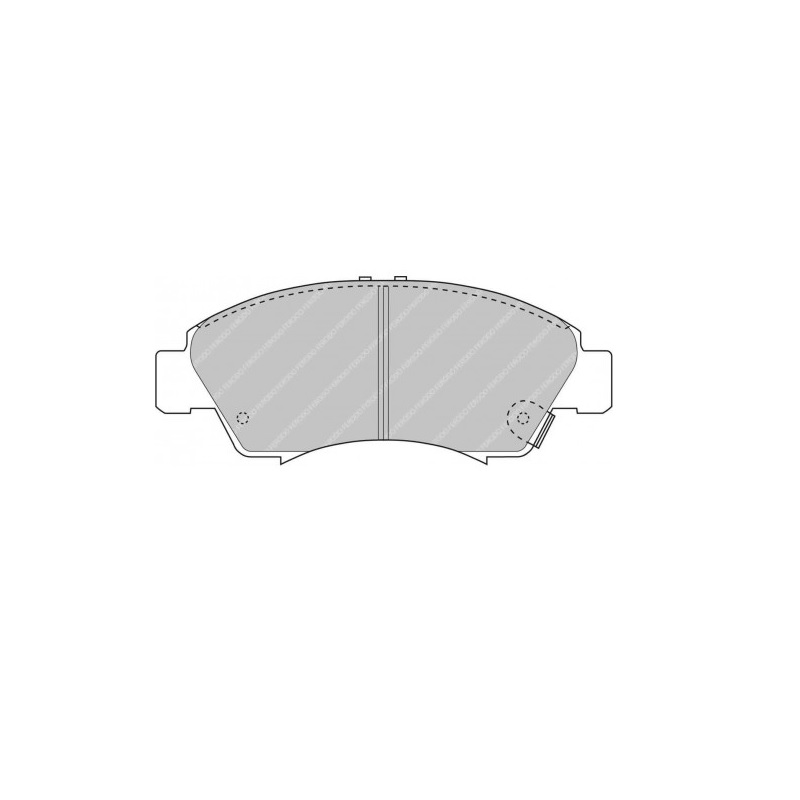 Ferodo Racing Brake Pad FCP777