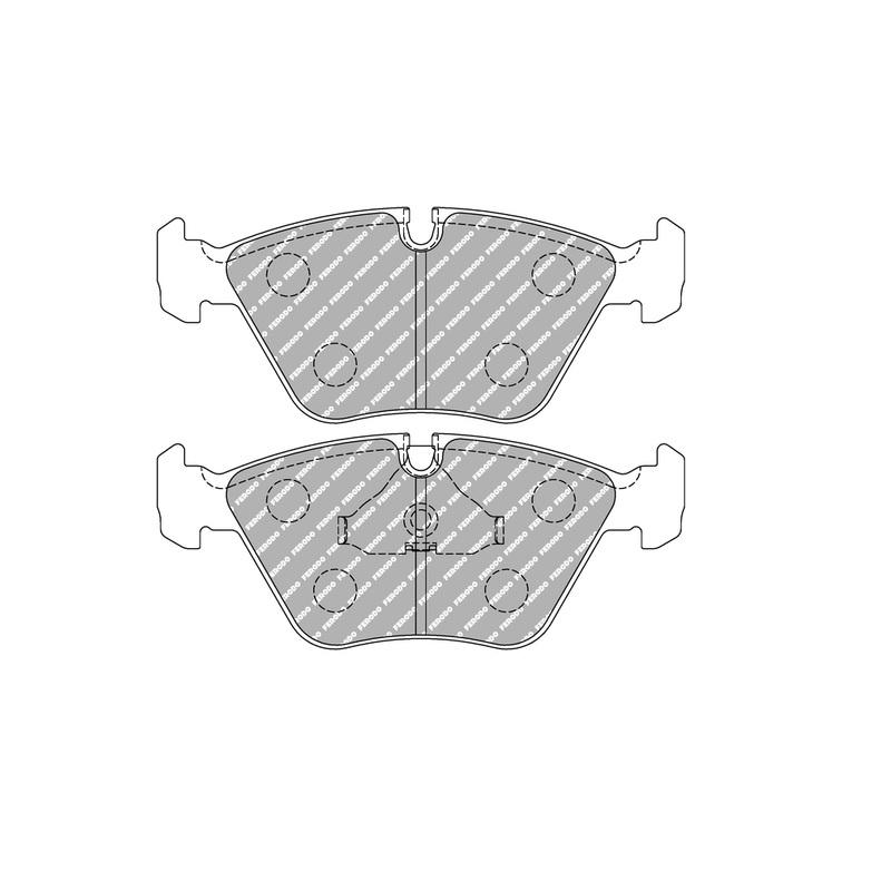 Ferodo Racing Brake Pad FCP779
