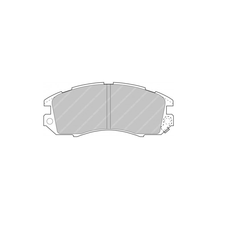 Ferodo Racing Brake Pad FCP789