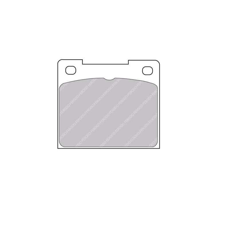 Ferodo Racing Brake Pad FCP809