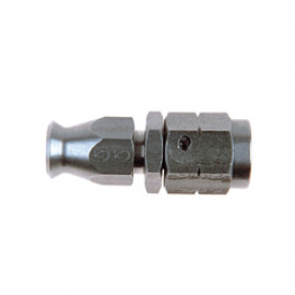 Stainless Steel Metric Female Swivel Fitting (Concave seat)