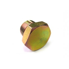 Zinc Plated Steel BSP Plug