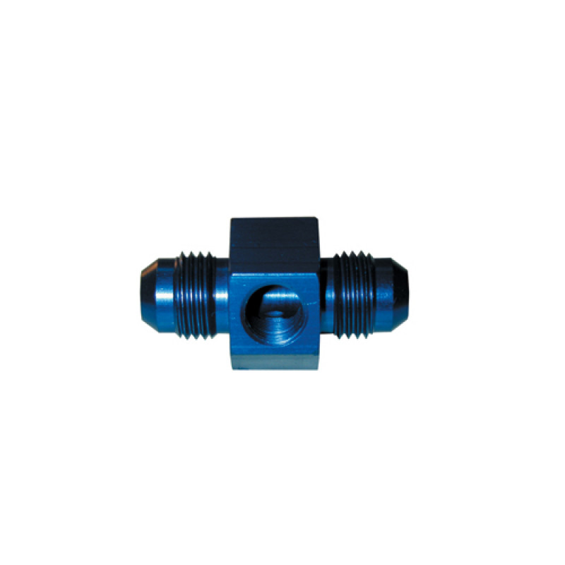 Adaptor 3/4 JIC (-08) Male to Male 1/8 NPT in Hex
