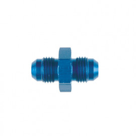 Anodised Aluminium Equal Male to Male Adaptor