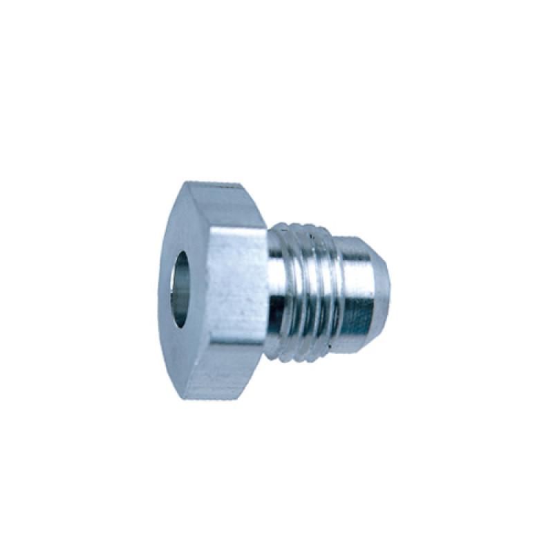 Aluminium Male JIC Weld On