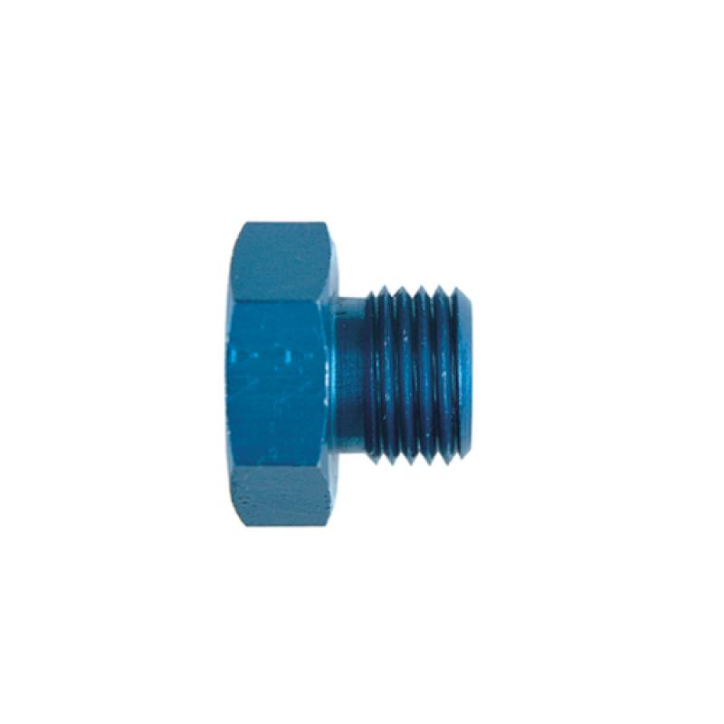 Anodised Aluminium JIC Port Plug