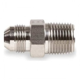 Stainless Steel NPT to JIC Male to Male Adaptor