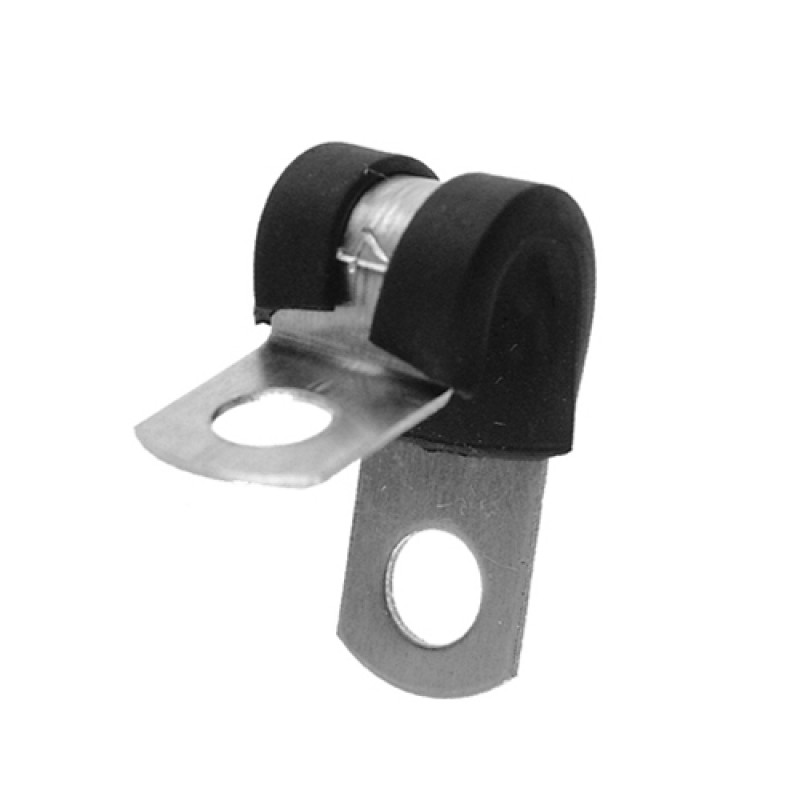 Anodized Aluminium P Clip Tube Clamp