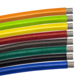 Goodridge 600 Series PTFE 600-02 PVC Covered Hose