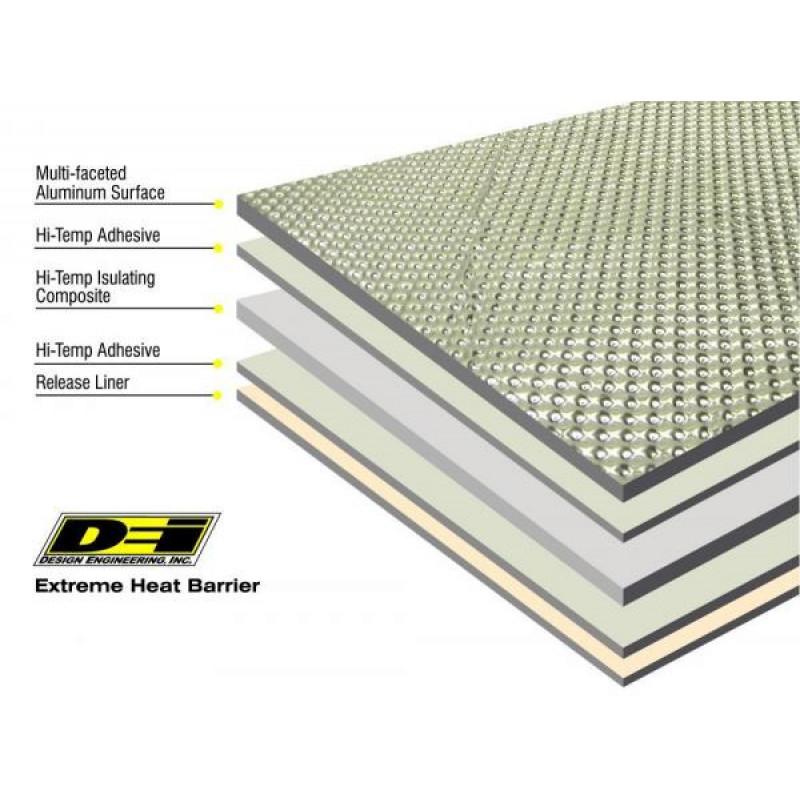 Floor & Tunnel Shield