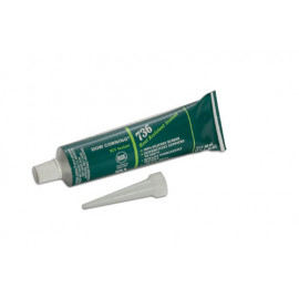 Heat Resistant Sealant 3oz Tube