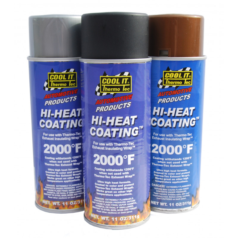 Hi-Heat Coating