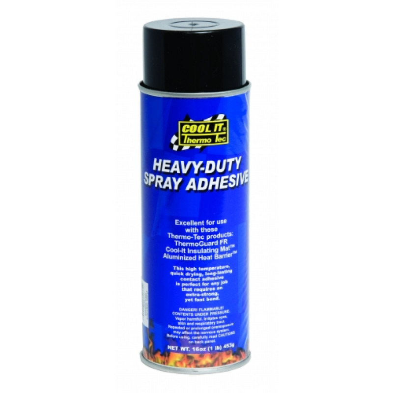 Spray-On Adhesive