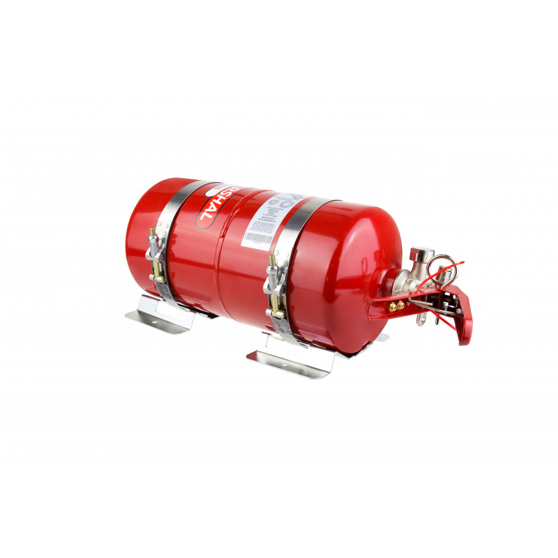 FIA Zero 2000 Fire Extinguisher Service