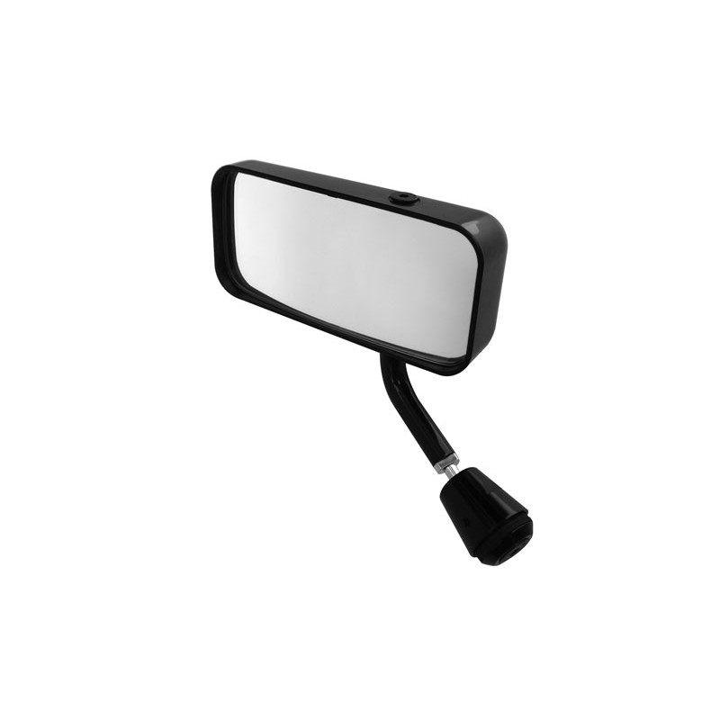 Lifeline Formula Car Convex Mirror Black MSA
