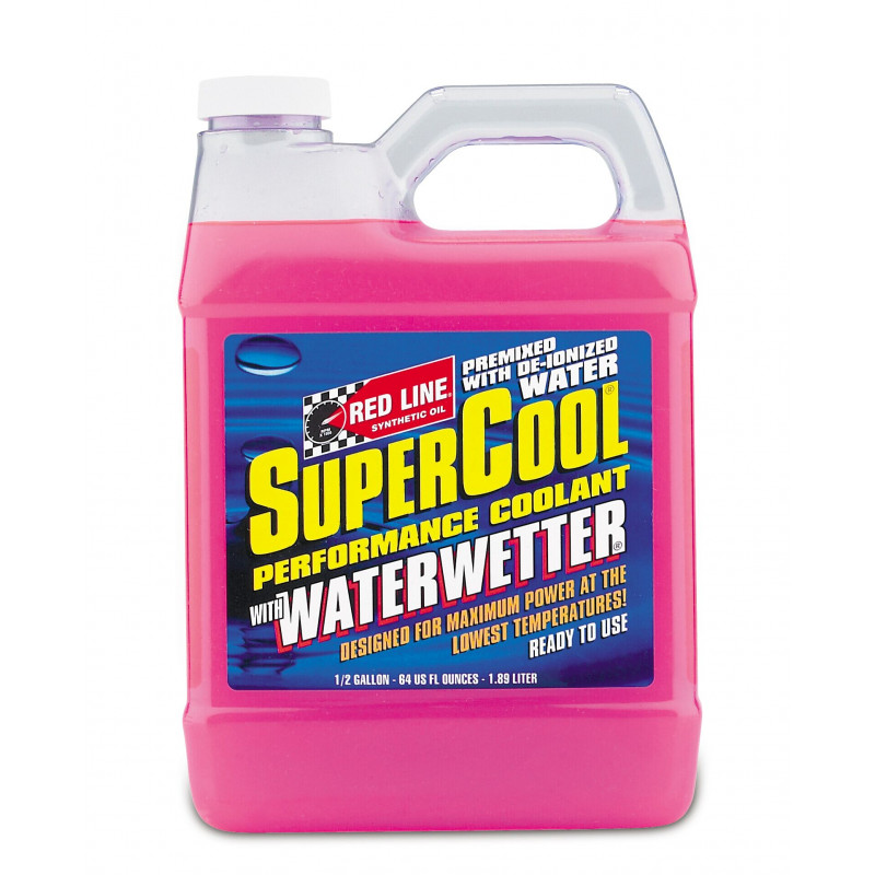 Red Line Supercool with Waterwetter 64oz