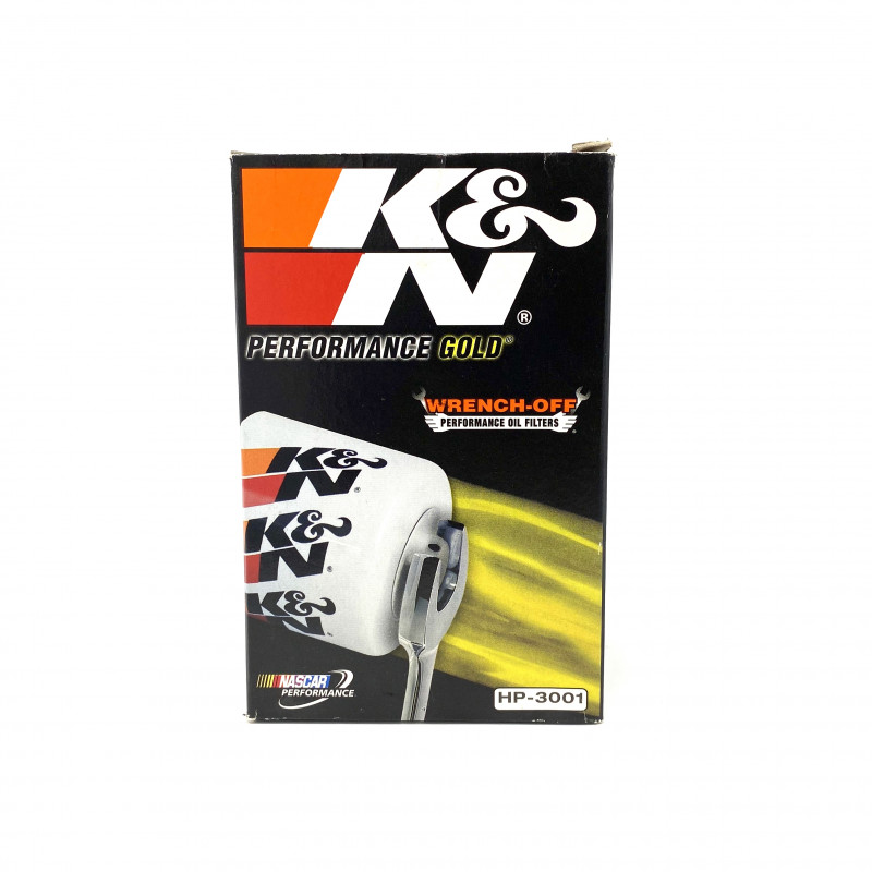 K&N Performance Racing HP-3001 Wrench Off Engine Oil Filter