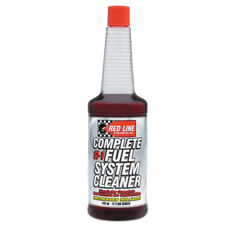 Red Line SI-1 Complete Fuel System Cleaner 15oz