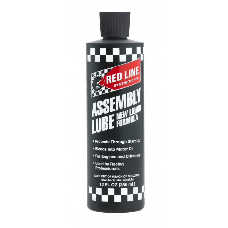 Red Line Liquid Assembly Lube 12OZ