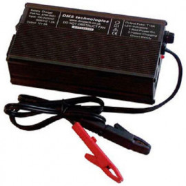 8A 3 Stage Race Battery Charger (UK)
